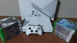 Xbox one S 500GB Semi novo com garantia- SOMOS LOJA