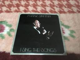 LP- Frank Sinatra- I sing the songs