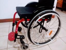 Cadeira de rodas Ottobock Ventus - *NOVA*