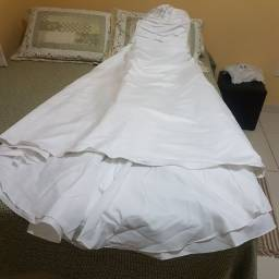 Vestido de noiva de grife