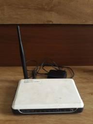 Modem roteador Wi-Fi rta-04n1t1r R$20