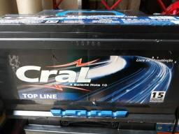 Baterias Automotivas 95 Amperes Crall