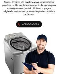 Assistência técnica de Máquina de Lavar Roupas.