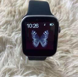 Smartwatch Lemfo S6 série 5 - exercícios físicos e notificações