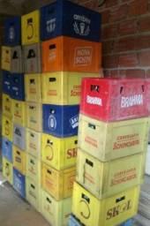 Caixas de cerveja 600ml