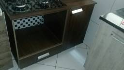 Balcão de cooktop novo 170 reais