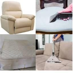 Serviços de Limpeza e Hifgienização