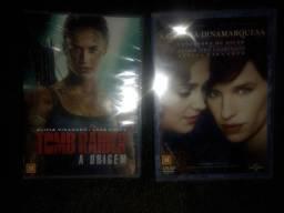 DVDs (lacrados/originais)cadeado(lacrado)!venda ou troca!