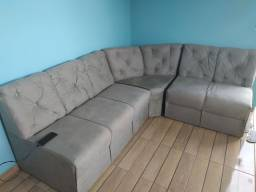 Sofá novo