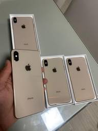 iPhone XS Max 64gb Gold Novos (Gago iPhones)