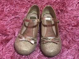 Sandalha infantil Tam 34