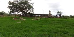 Chacara de 3 hectares com cural na beira do rio do peixe a 110 km de goiania