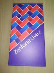 Zenfone Live L2 / ZA550KL / Novo e lacrado / Azul