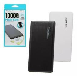Carregador Portátil Bateria Externa Para Smartphones 10.000mah Original