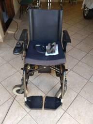 Cadeira de rodas aletrica