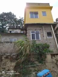 Casa na comunidade Providência (centro do Rio de Janeiro)