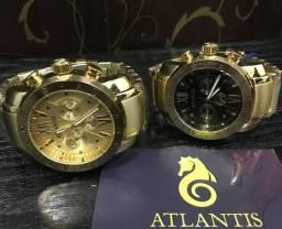 Relógio original modelo bvgari