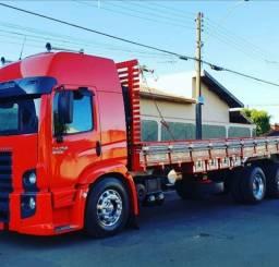 Caminhão vw  24-250 2007 truck