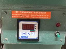 Prensa térmica com dois tampos Blu Térmica