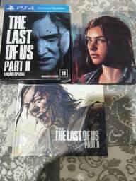 Steelbook The Last Of Us Parte Parte 2 Ps4