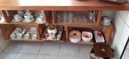 Decoração e utensílios para café
