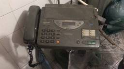 Aparelho fax funcionando perfeitamente