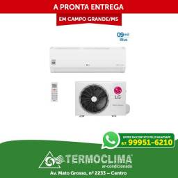 Título do anúncio: Ar Condicionado Inverter Lg Dual Voice 09.000 Btus Frio 220V