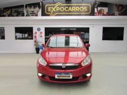Fiat Grand Siena  Essence 1.6 Dualogic - Ano 2013 - Financio