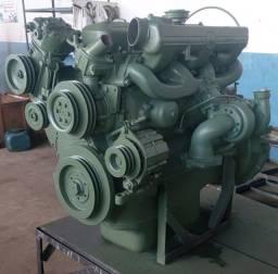Motor 366 turbinado 1620 Mercedes