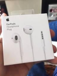 Fone de ouvido entrada 3.5 P2 headphone