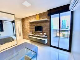Título do anúncio: Apartamento na Aldeota de 162m² com 3 suítes, 4 Vagas, Varanda Gourmet (TR14376) MKCE