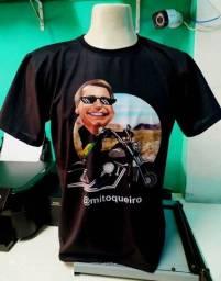 Título do anúncio: Camisas Bolsonaro