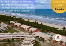 Praia da Pérola-Apto 2/4 ao ar puro e barulho do mar (60 X sem juros) Perfeito