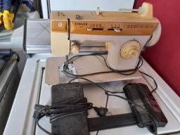 Vendo máquina costura Singer Zig zap
