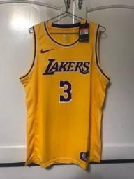 Título do anúncio: Camisa NBA lakers Davis