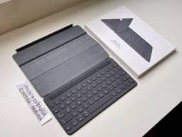 Título do anúncio: Smart Keyboard para iPad Pro 10.5, iPad 7, iPad 8 e Air 3. Usado.