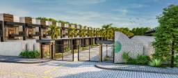Título do anúncio: Casa Duplex com 100 m2 , 3 suites em rua privativa com controle de acesso, no Eusébio.