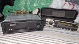 Rádio toca fita para carros usado Sony