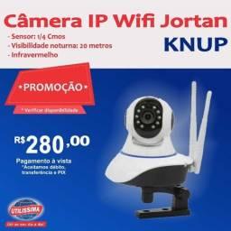 Câmera IP Wifi Jortan  LEON- 327