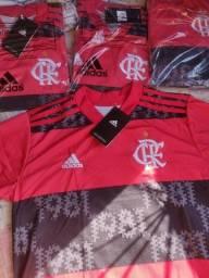 Camisas do Flamengo temporada 2021 (Pronta entrega)