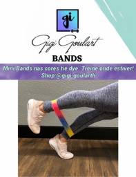Kit de Mini Bands - nova - excelente material - marca renomada -