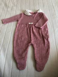 Título do anúncio: Macacão em tricot