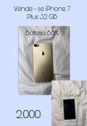 Vendo iPhone 7plus 32gigas