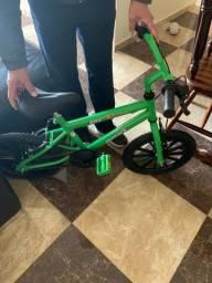 Bike bmx infantil nova n