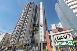 Apartamento para alugar com 1 dormitórios em Centro, Curitiba cod:11078.007