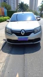 Título do anúncio: Renault/Logan  Expression 1.0 16V 2017/2017 - Completo - R$ 41.000,00