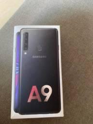Celular Sansung A9 128GB
