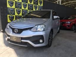 Toyota Etios 1.5 Platinum aut.