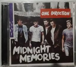 Vendo Cd do One Direction Midnight Memories Original