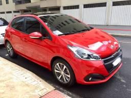 Peugeot 208 Griffe 1.6 AT. 2019/2020 - Único Dono- Apenas 9.000 KM
